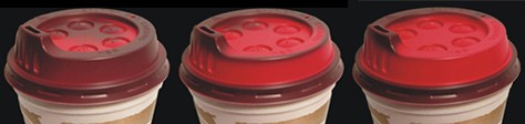 Hot Idea: Color Changing Coffee Lids