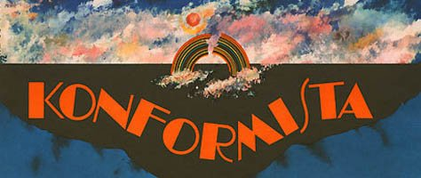 Vintage Color & Design: Czech Film Poster