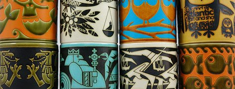 Inspiration: Hornsea Pottery