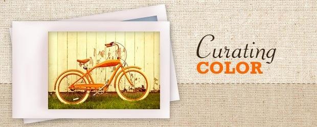 Color Curating: Orange