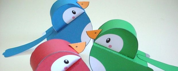 The Colorful History of Papercraft