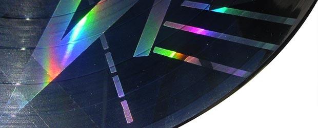 Unusually Colored Vinyl Records
