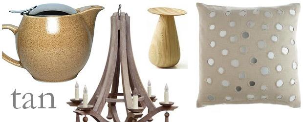 Interior Design Trends: Tan