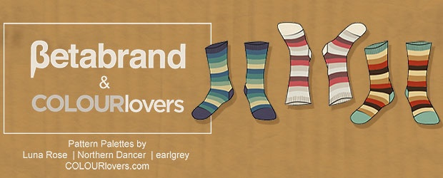 Announcing Winners: Betabrand Striped-Sock Design Contest