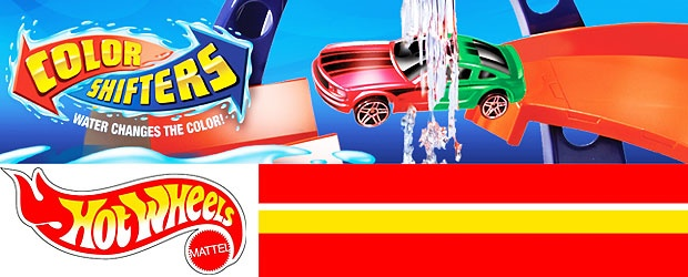 Mattel Hot Wheels: Coloring Playtime, One Car at a Time