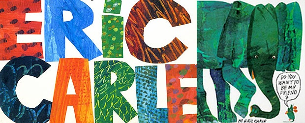 Eric Carle - Daring You to Imagine a World with Purple Penguins and Lime Green Rhinos