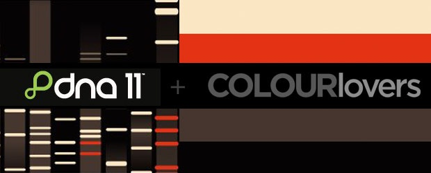 DNA11 + COLOURlovers Palette Contest: Announcing Winners!