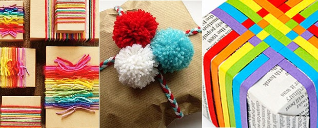 Top, Tie and Cover It: The Trends & Art of Wrapping Gifts