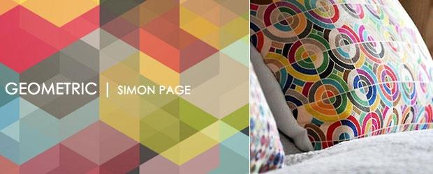 Geometric Home Design Elements of Simon Page