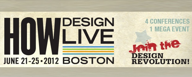 HOW Design Live! Creative Conference & Real Life Palette Making.