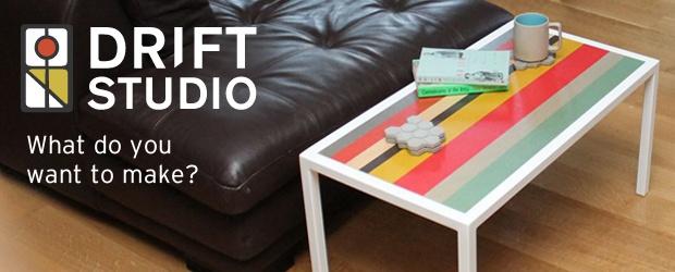 Drift Studio Table Design Contest Winners!