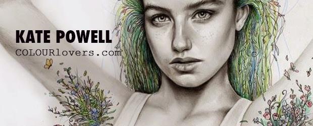 Inspiring Work of Artist, Kate Powell